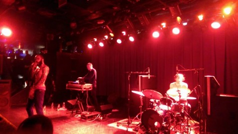 Death Grips makes incendiary debut in Boston