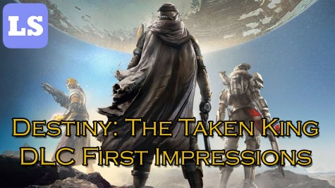 VIDEO: Destiny The Taken King First Impressions