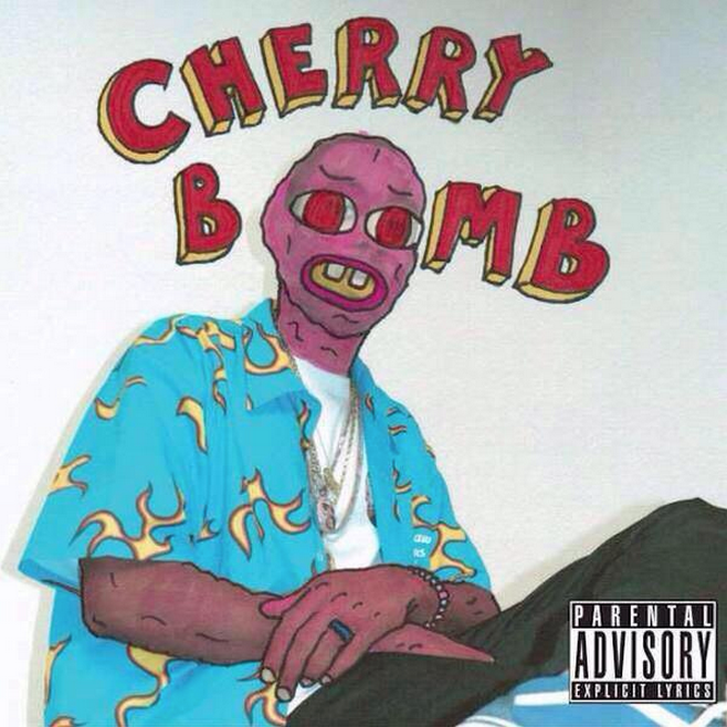 Tyler, the Creator's latest release 'Cherry Bomb' aims to be a break from the Odd Future mold, but comes off as uninspired and boring.