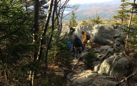 Photo Gallery: World studies students climb Mt. Kearsage, experience more than just a hike