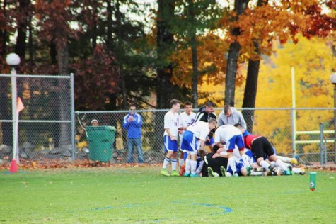 Boys soccer strives for their first championship win this millennium