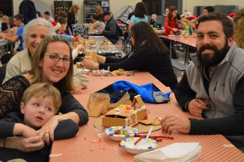 Sweet and sticky: Drama Club hosts annual Gingerbread Night
