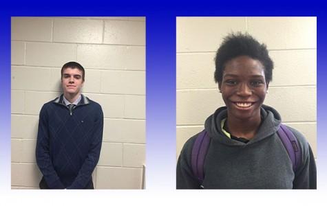 Athlete spotlight: Jake Coleman and Yorgelis Ortiz