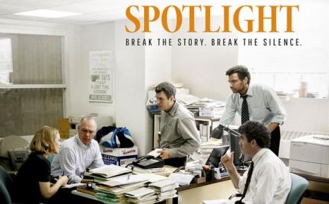 'Spotlight' an unflinchingly heavy drama