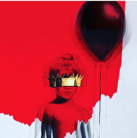 Rihanna underwhelms with long-awaited 8th release