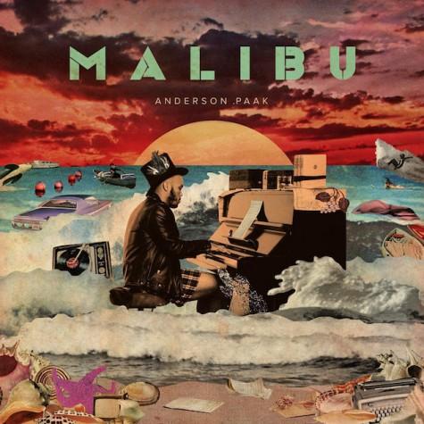 Anderson .Paak defies genre on 'Malibu'
