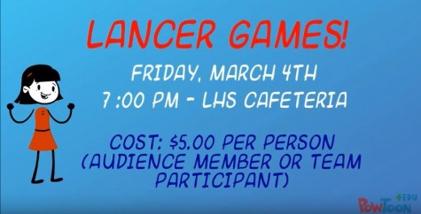 If you got game, then get to Lancer Games