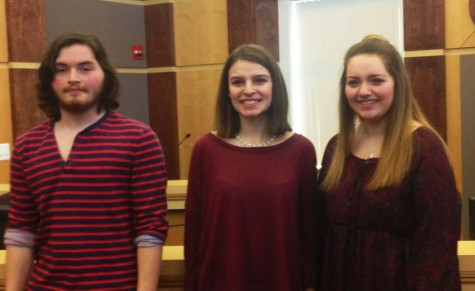 LHS students take 2nd, 3rd, and 4th at Rotary Competition