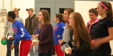 NHS puts the 'fun' in fundraising at Lancer Games