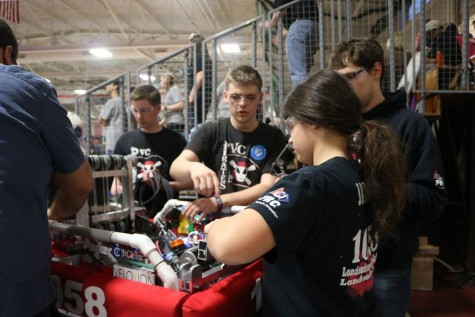 PVC Pirates take first at North Shore District competition and head to Rhode Island