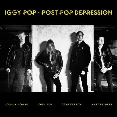 Iggy Pop and Josh Homme merge art-rock with Detroit punk on 'Post Pop Depression'