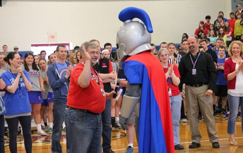 Photo Gallery: Highlights from spring pep rally 2016