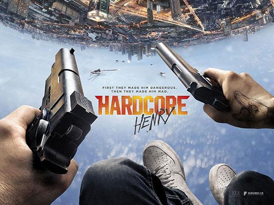 'Hardcore Henry' dulls with weak gimmick, listless violence