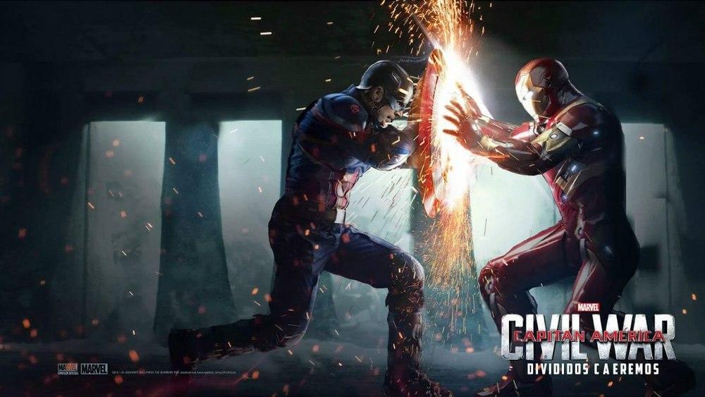 Captain America Civil War An Amusing Letdown Lancer Spirit Online
