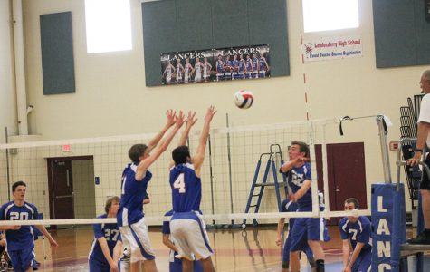 Photo Gallery: Boys' Volleyball Senior Night