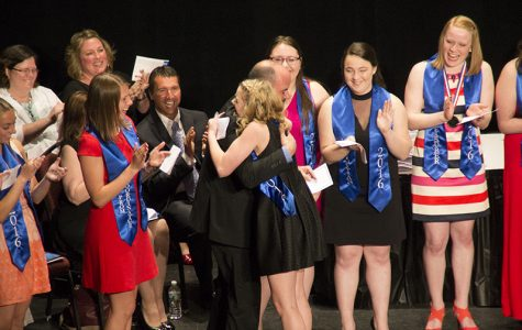 Graduating seniors honored at annual Baccalaureate
