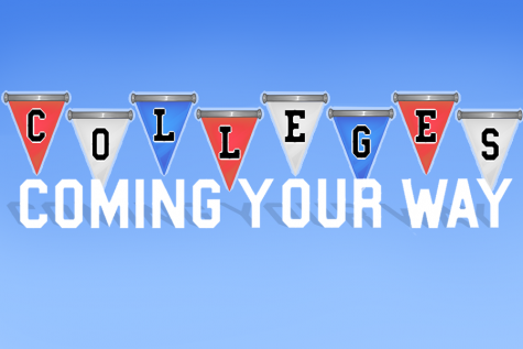 Colleges coming your way: Nov. 7 – 11