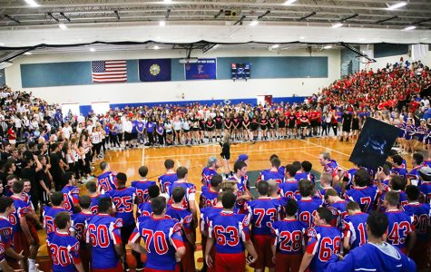 Photo Gallery: Highlights from fall pep rally 2016