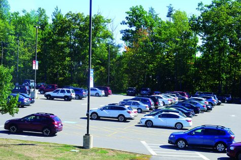 Main lot parkers must find alternative parking due to voting day