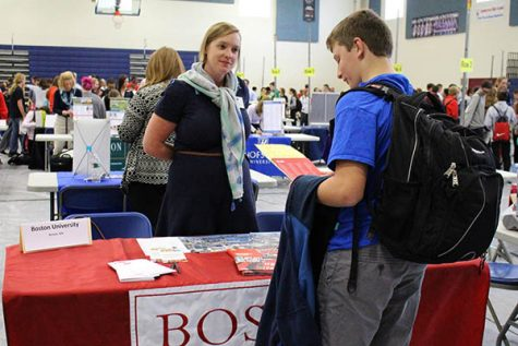 LHS to host college fair on Wednesday, Oct. 5