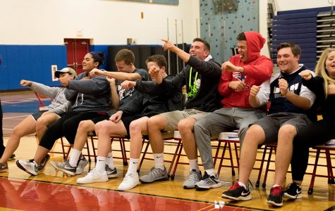 Seniors will go wild at tonight's hypnotist show