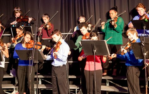 Students to display musical talents at annual Prism Concert this weekend