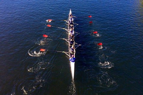 Lancers to row in 'Head of the Charles' regatta