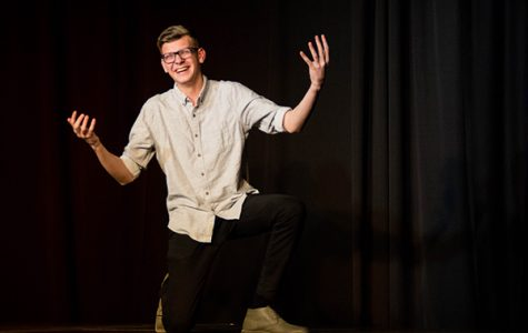 Improv Comedy Troupe hosts 4th annual show
