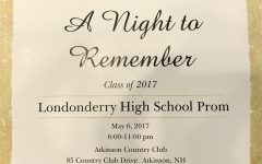 Class of 2017 prom tickets to be sold all week