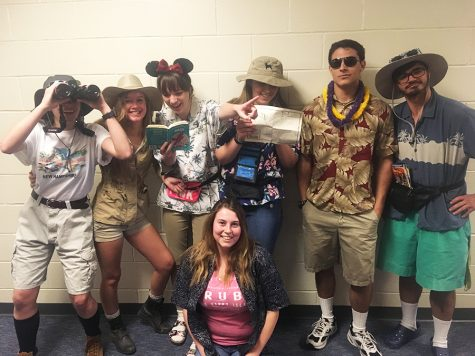 Photo Gallery: Spirit week day two, tourist day