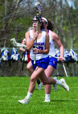 Quarterfinal game is a grudge match for girls' lacrosse