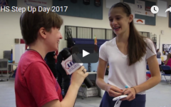 LSO Video: LHS welcomes 8th graders on Step-Up Day 2017