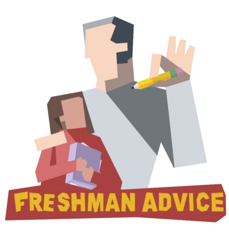 Advice to freshmen from an upperclassman