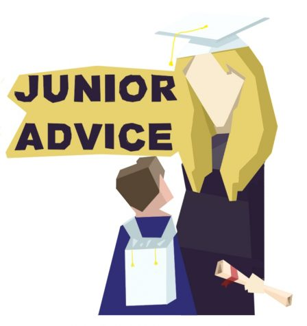Advice to juniors from seniors