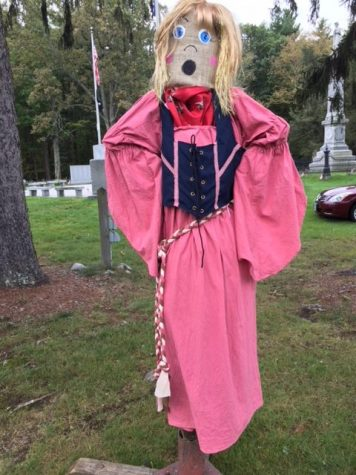 Sight of scarecrows brings fall spirit