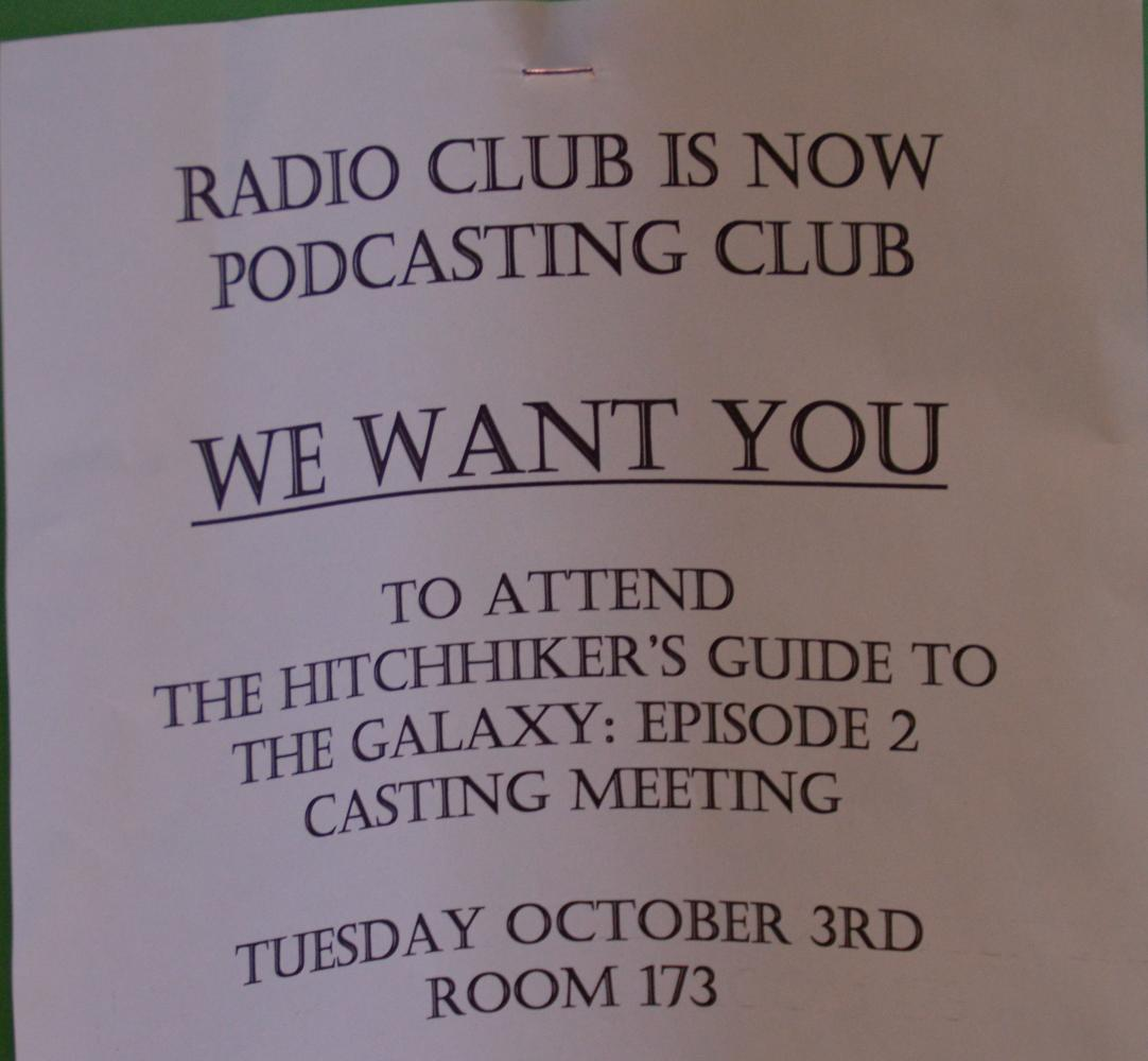 Podcast Club