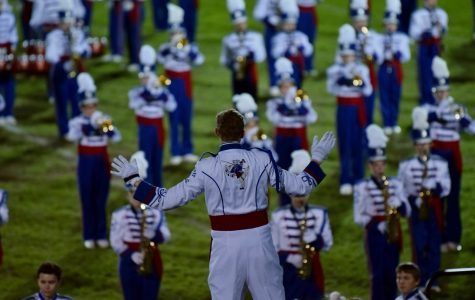 Marching Lancers give 'strongest performance of season' at Salem Band Show