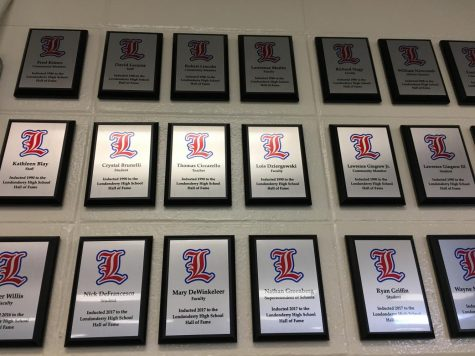 LHS Hall of Fame inducts new members