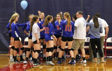 Girls' volleyball sets and spikes into playoffs