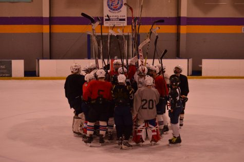 Lancer Hockey hits the ice