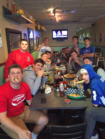 Juliano's brings football team together