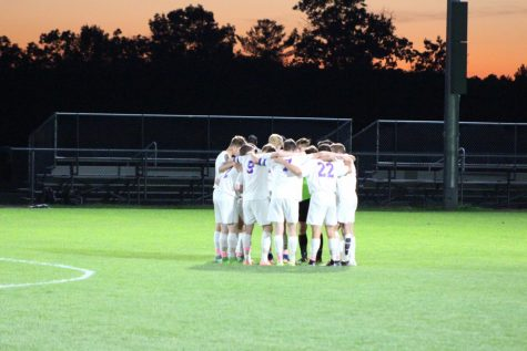"Boys soccer reflects on a ""fantastic run"""