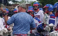 Boys' lacrosse welcomes new head coach