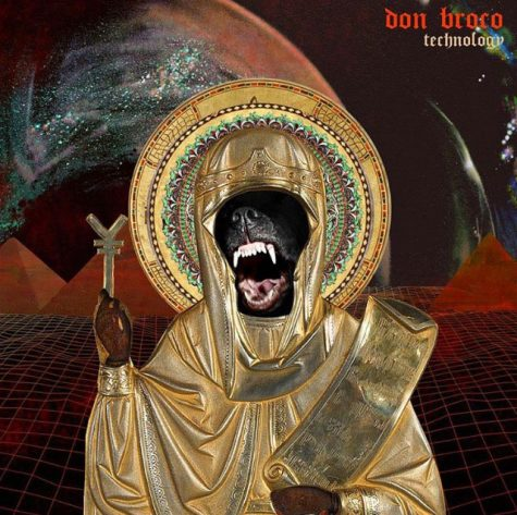 "English rock band Don Broco releases third album ""Technology"""