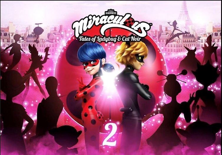 Miraculous: Tales of Ladybug & Cat Noir's second season was released March 31, 2018.