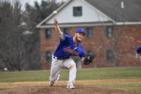 Versatile senior captain does it all for Lancer Baseball