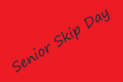 "Some advice on ""senior skip day"""