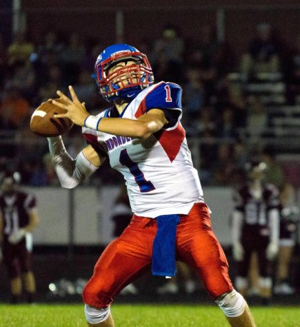Senior quarterback leads much improved group to a fast start