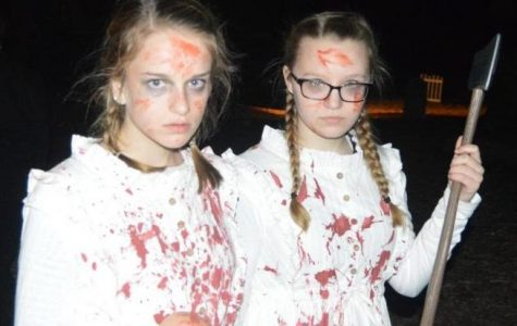 LHS drama club haunts the woods