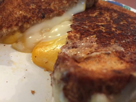 This grilled cheese changes your life